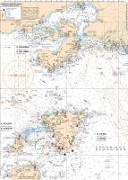 2167005 Greece Sea Guide Vol. I