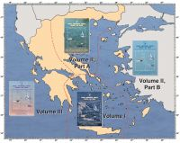 2167008 Greece Sea Guide Vol. III