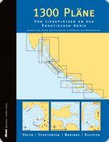 2400022 - 1300 Pläne der Kroatischen Adria (Deutsch)