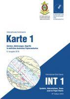 100001 BSH Zeichen, Abkürzungen, Begriffe in deutschen Seekarten